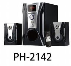 2.1 ch home theater speake