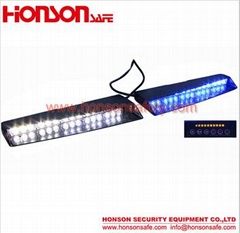 Visor Windshield LED Emergency Lightbar HV-310