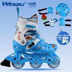 inline skates QQBEAR series for children