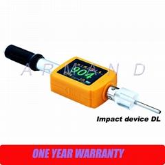 Leeb hardness tester Color display LM330 Durometer Metal Hardness Meter
