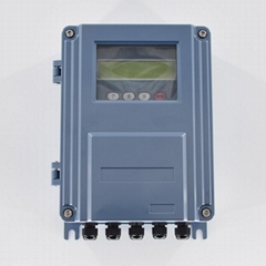 Fixed ultrasonic flowmeter TDS-100F