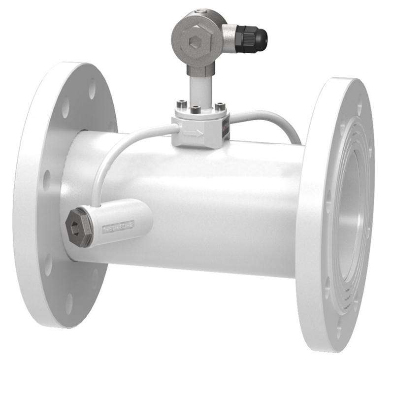 Ultrasonic Flow Meter Split type Pipe Transducers Flange Connection TUF-2000SW 2