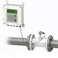 Ultrasonic Flow Meter Split type Pipe Transducers Flange Connection TUF-2000SW