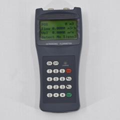 Handheld Ultrasonic Flowmeter TDS-100H Bracket Transducer DN20mm-DN700mm