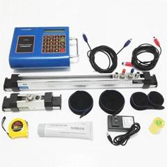 Portable bracket mounting ultrasonic flowmeter DN50-700mm HM EB-1 TUF-2000P