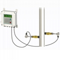 Wall-mounted Ultrasonic Flowmeter TUF-2000SW DN80-6000mm Insertion Transducer