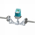 IP68 Integrated Fixed Ultrasonic Flow Meter TUF-2000F Liquid flowmeter Pipe Type 2