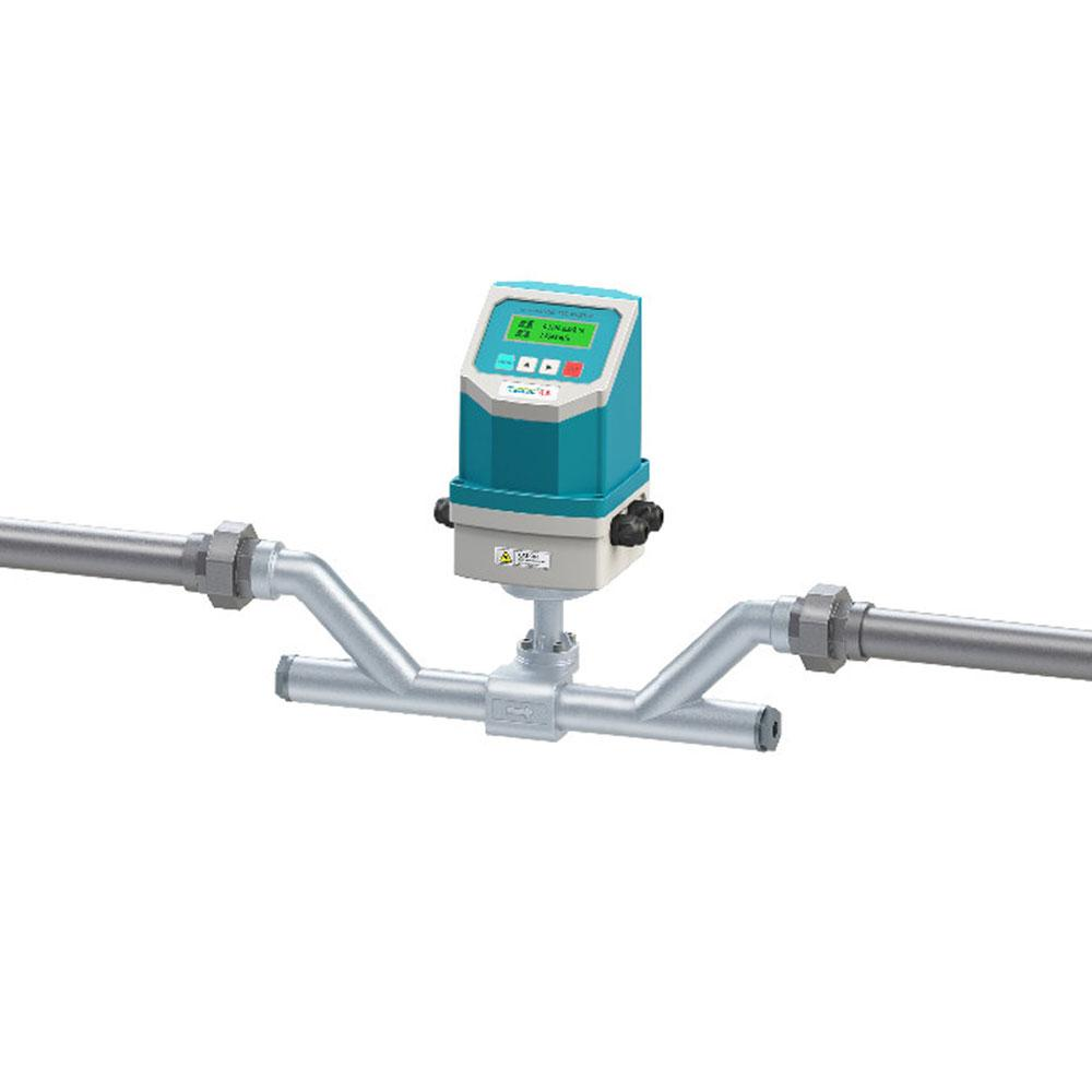 IP68 Integrated Fixed Ultrasonic Flow Meter TUF-2000F Liquid flowmeter Pipe Type 3