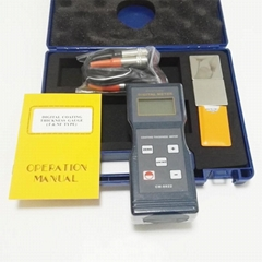 COATING THICKNESS METER CM-8822 0-1000µm Magnetic Induction Eddy Current