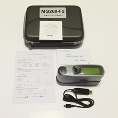 Multi Angle Glossmeter MG268-F2 20/ 60/ 85 Degree Incidence Angle 0-199.9-2000GU