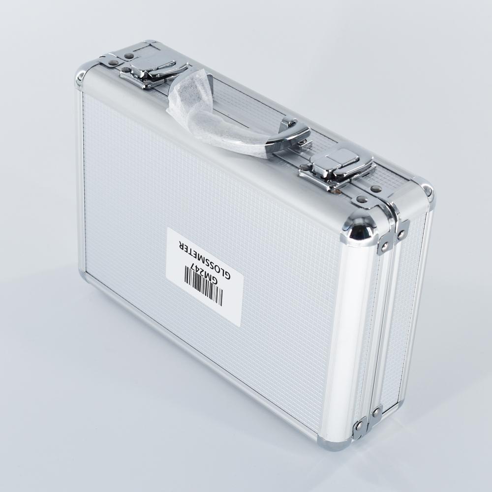 Multi-Angle Glossmeter GM-247 20/45/75 Degree Gloss Meter 0.1-200 GU 10
