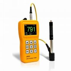 Portable Leeb Hardness Tester Meter LM500 Digital Color Screen Durometer