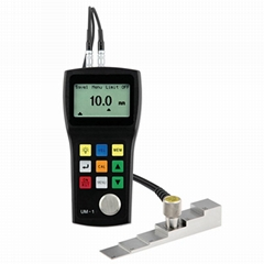 Ultrasonic Thickness Meter UM-1 Digital Portable Thickness Gauge 0.8-300mm