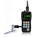 Ultrasonic Thickness Gauge UM-4D Through Paint & Coatings Thickness Meter