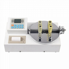 Test tubes screw caps digital bottle cap lid torque meter ANL-P20 with printer