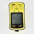 Multi Gas Monitor Detector 4 in 1 AS8900 CO O2 H2S Combustible Gas leakage 1