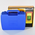 Multi Gas Monitor Detector 4 in 1 AS8900 CO O2 H2S Combustible Gas leakage 9