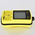 Multi Gas Monitor Detector 4 in 1 AS8900 CO O2 H2S Combustible Gas leakage 3