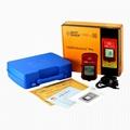 Combustible gas detector natural gas Methane Gas Leak tester 0~100%LEL Alarm