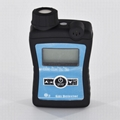Portable oxygen gas detector analyzer