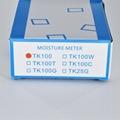 Digital Moisture Meter TK100 Wood Fiber,grains,Hay,Straw other fibre materials 7