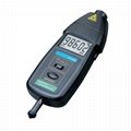Tachometer Laser Photo/Contact 2 in 1 DT2236B 2.5-99999 RPM
