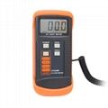 UV Light Meter 0-400 mW/cm2 UVA365 UV detector spectrum 320 nm to 390 nm