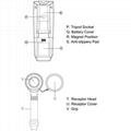 Chroma Light Meter SENTRY ST520 Temperature Luminance LED Lamps Color Tester 11
