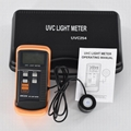 UVC Light Meter UVC254 UV meter measurement of UV radiation intensity Radiometer 5