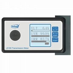 Solar Film Transmission Meter Window Tint UV IR rejection light transmittance
