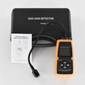 Natural Gas Leak Detector SPD203 0-10000ppm 0-20%LEL acousto-optic alarming