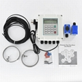 Ultrasonic Flowmeter Wall-mounted Digital Flow Meter TUF-2000SW TM-1 Transducer