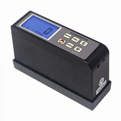 60 Degree Digital Glossmeter 0.1-200 GU GM-6 Printing ink marble gloss test