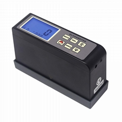 Gloss Meter 20 60 Degrees Angle 0.1-200Gu Paint Printing ink digital Glossmeter