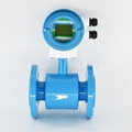 Integral Type Electromagnetic Flowmeter DN10mm-2000 Flange connection flow meter