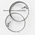 Ultrasonic flow meter liquid flowmeter IP67 protection TUF-2000B DN50-700mm TM-1 2