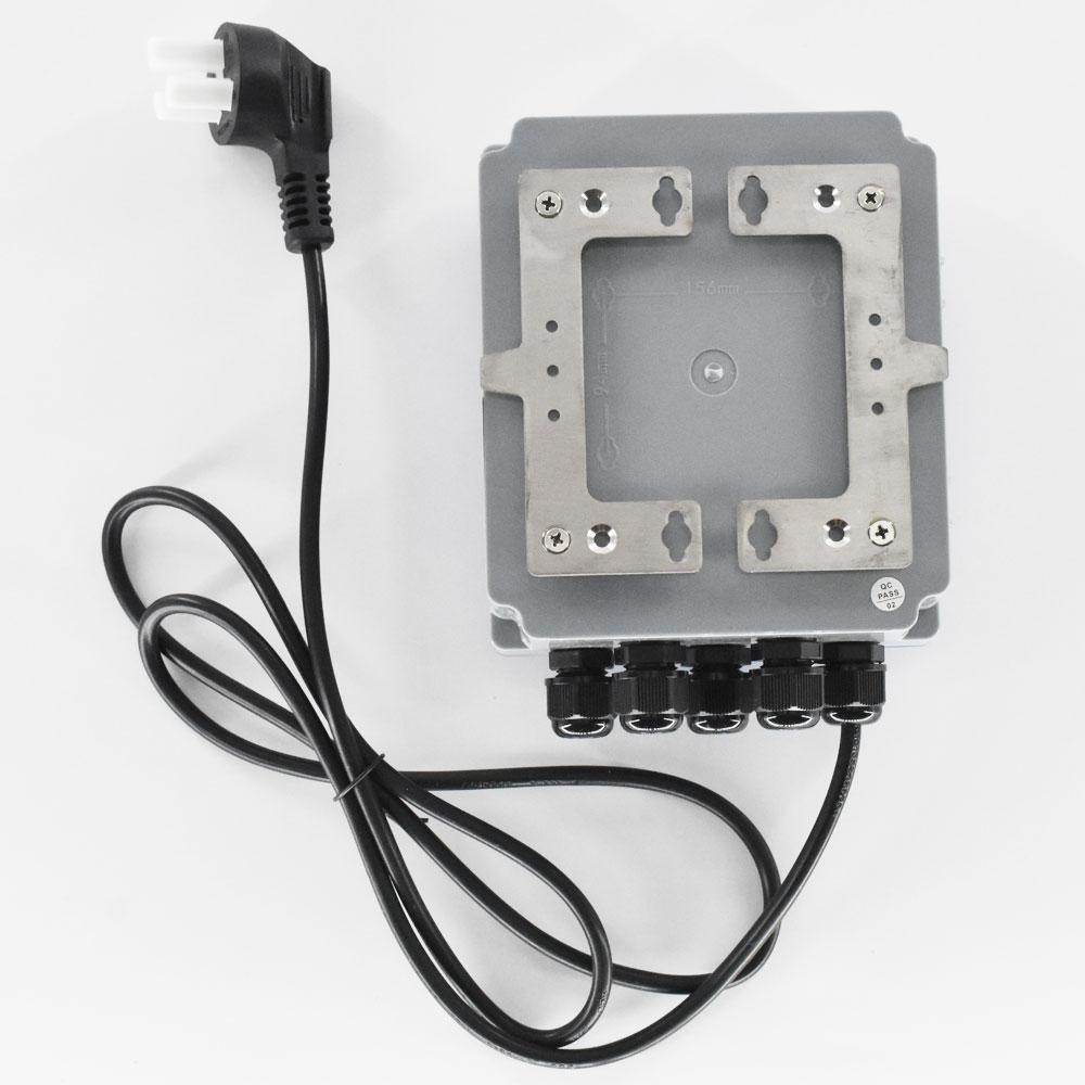 Ultrasonic flow meter liquid flowmeter IP67 protection TUF-2000B DN50-700mm TM-1 3