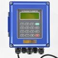 Ultrasonic flow meter liquid flowmeter IP67 protection TUF-2000B DN50-700mm TM-1 8