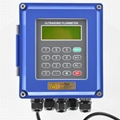 Ultrasonic flow meter liquid flowmeter IP67 protection TUF-2000B DN50-700mm TM-1