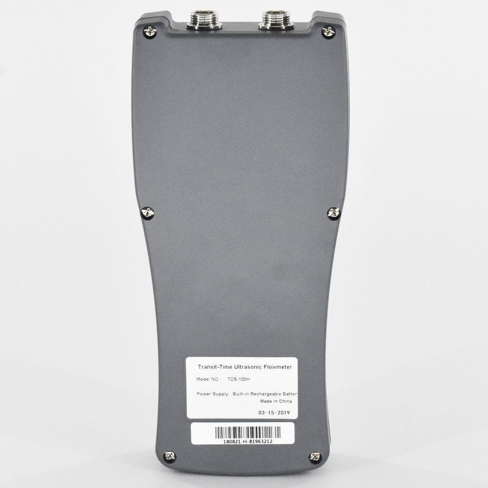 TDS-100H M2 Ultrasonic Flow meter Clamp on Sensor DN50mm-700mm Liquid flowmeter 4