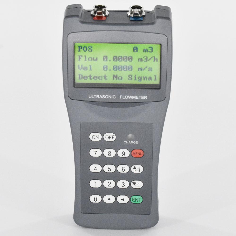 TDS-100H M2 Ultrasonic Flow meter Clamp on Sensor DN50mm-700mm Liquid flowmeter 2