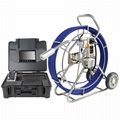 Sewer Drain Pipeline Video Inspection Camera with adjust focus function