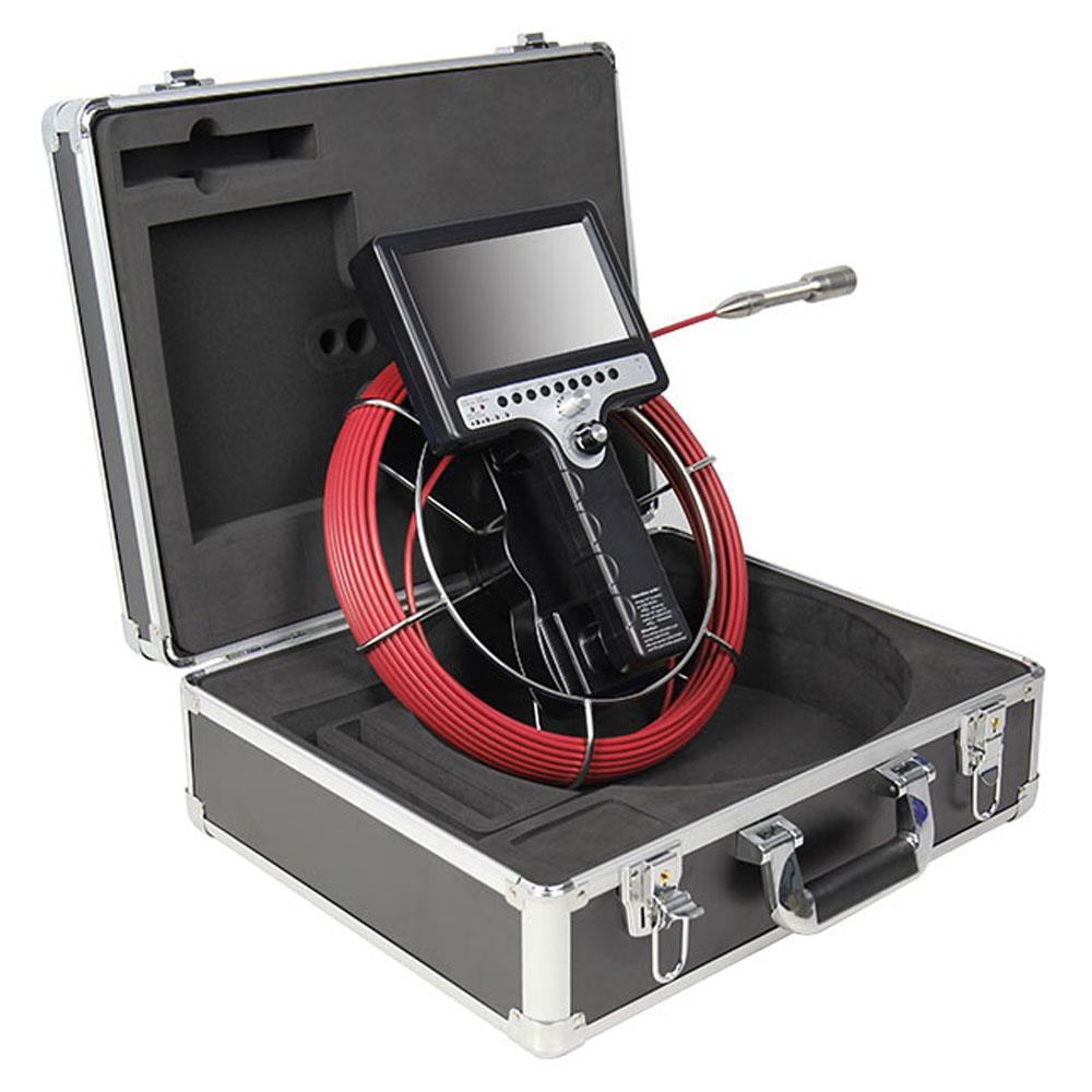 Handheld Industrial Plumbing Inspection CCTV Camera with Video Audio Recording 2