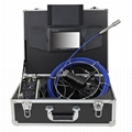 Drain Pipe Inspection CCTV Camera System