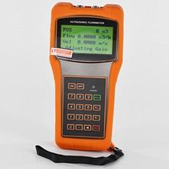 Handheld Ultrasonic Liquid Flow Meter