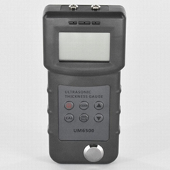Ultrasonic Thickness Gauge UM6500 1.0-245mm 0.05-8inch thickness meter tester