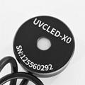 LS125 UV light meter test ultraviolet power UV intensity energy 10
