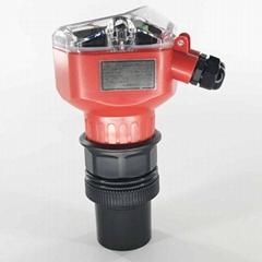 Non-contact Ultrasonic level gauge Water Tank Liquid Depth Level Meter RS485