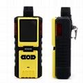 Pumping PH3 Gas Detector K-600 Phosphine Gas leak alarm Detector Monitor 1-20ppm