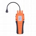 Hydrogen gas Detector K-300 H2 Gas Analyzer Audible Visual Vibration alarm